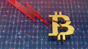 کاهش-ارزش-سهام -ارز-دیجیتال