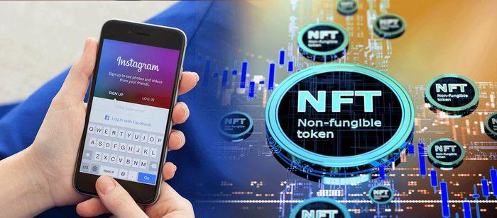 اینستاگرام در حال ورود به NFT