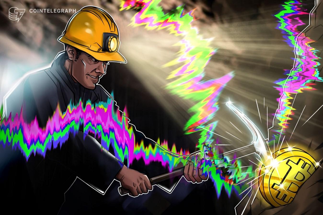 اگر دستگاه استخراج بیت کوین دارید، همین حالا روشن کنید!